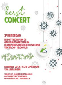 Muzikaal kerststalbezoek @ Martinuskerk